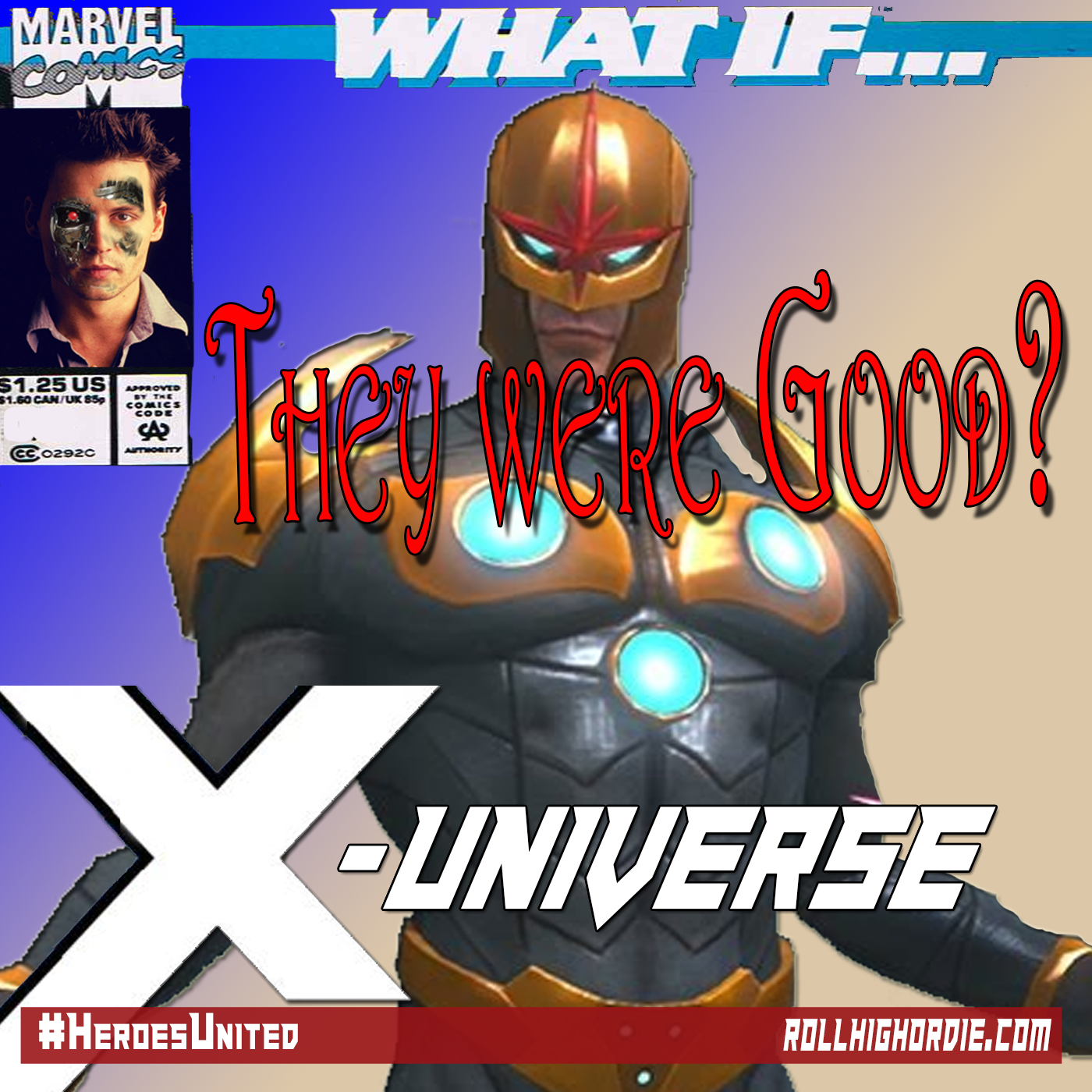 Marvel's X-Universe