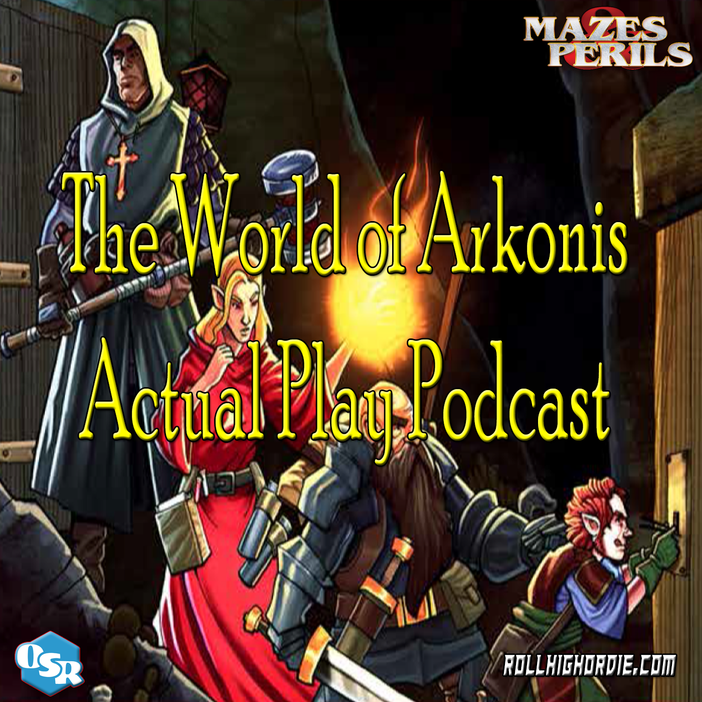 The World of Arkonis