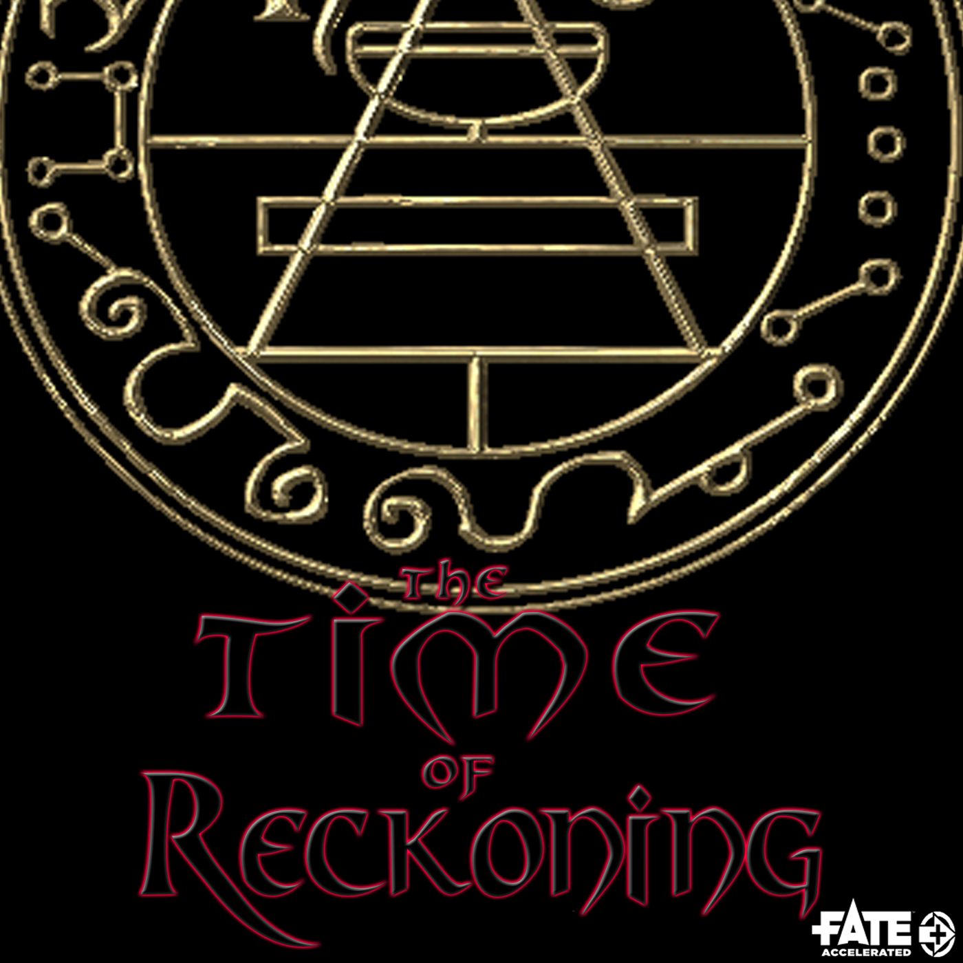 The Time of Reckoning Actual Play Podcast