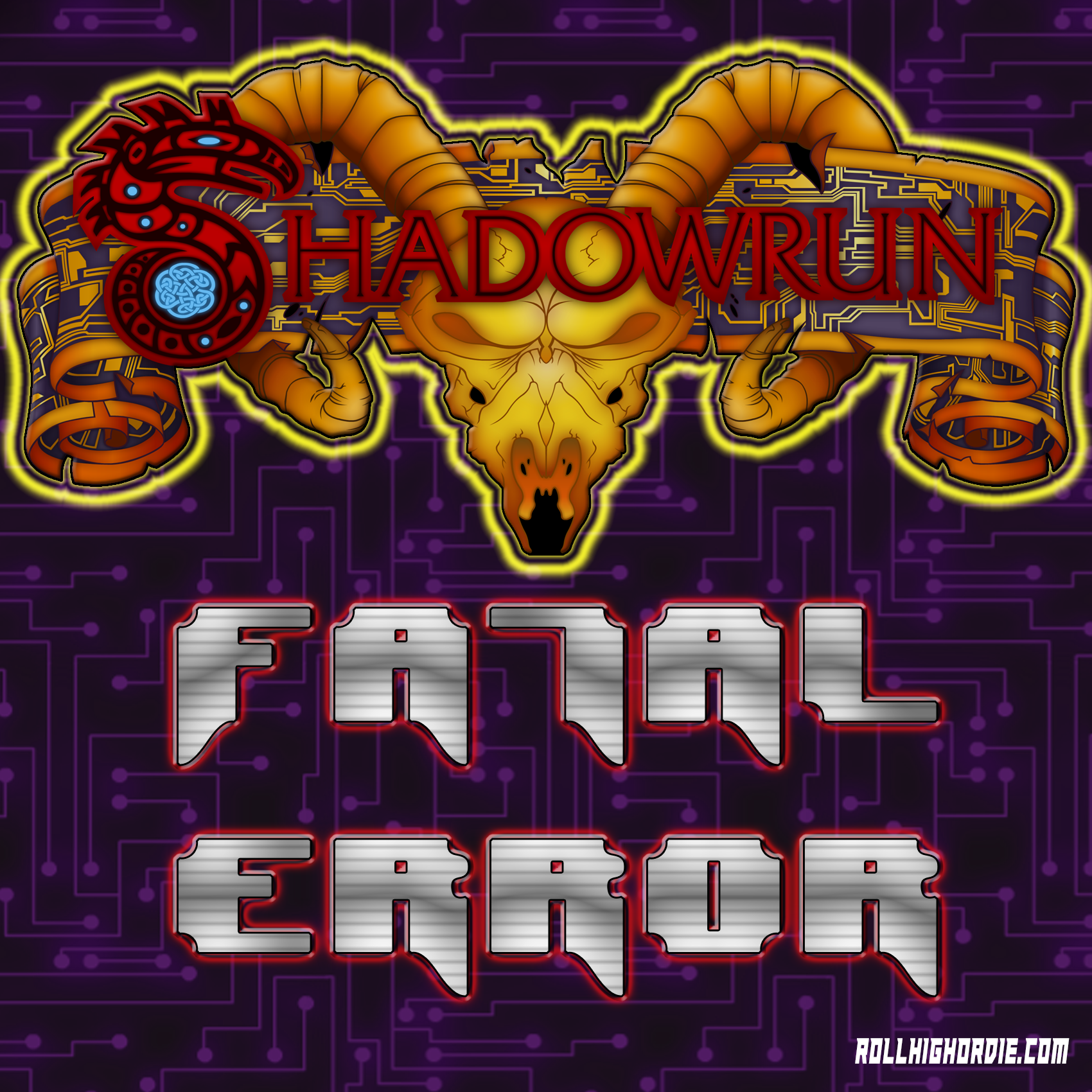 Shadowrun Fatal Error